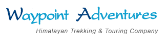 Way Point Adventures, Nepal Logo